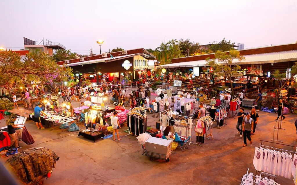 Jatujak Green Night Market (JJ Green)