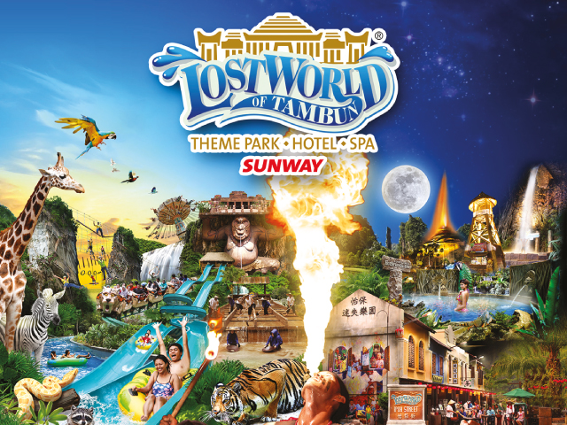 lost world tambun hotel stay