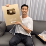 Park-Seo-joon-Gold-Play-Button